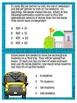 4th Grade STAAR Math Task Cards - Set 3