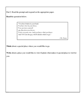 STAAR Prep _ Expository Writing Assessment