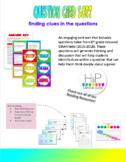 STAAR Questions Card Sort 6th Grade