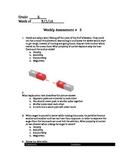 STAAR Quiz 5.5A Classifying Matter