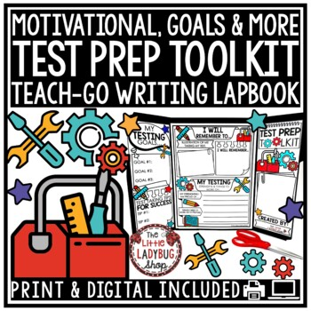 Reading Test Prep- Lapbook