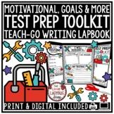 Reading Test Prep 3rd Grade, 4th Grade- Test Prep Review Lapbook