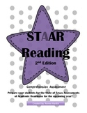 STAAR READING PRACTICE ASSESSMENT 2ND EDITION