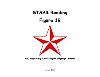 STAAR READING: Figure 19