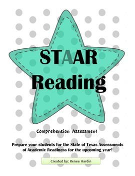 STAAR READING PRACTICE TEST