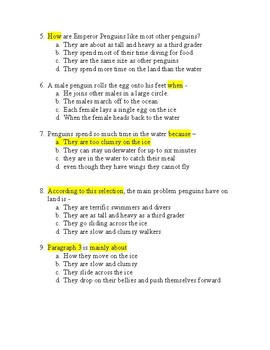 STAAR Reading Review: Focused on Mini Lessons/Passages/ 25 STAAR Questions