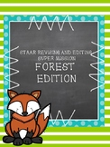 STAAR WRITING REVIEW SUPER MISSION: FOREST EDITION!
