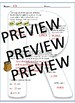 STAAR REVIEW Worksheets with KEY