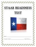 STAAR Readiness Standards Test - Algebra 1 EOC