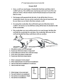 STAAR Reading Comprehension Builder (Fiction, Non-Fiction, Poetry, Fables)