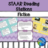 STAAR Reading - Fiction Review Stations