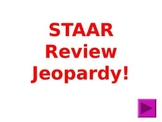 STAAR Reading:  Jeopardy Review