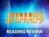 STAAR Reading - Jeopardy Review (Concepts)