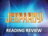 STAAR Reading - Jeopardy Review (STAAR Stemmed)