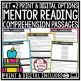 Reading Comprehension Passages 4th Grade, 3rd Grade, 5th Grade