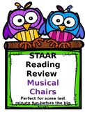 STAAR Reading Musical Chairs