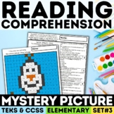 STAAR Reading Mystery Picture - Informational Text Set 3