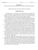 STAAR Reading Passage—Gov. Greg Abbott: A Different Way To Run