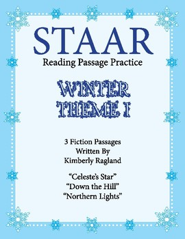 STAAR Reading Passage Practice Fiction - Winter Theme 1