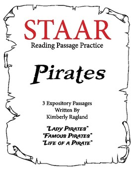 STAAR Reading Practice-Inferencing / Informational - Pirates
