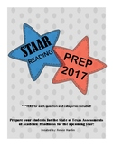 STAAR Reading Prep 2017