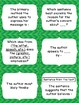 STAAR Reading Questions Stems - Persuasive Texts