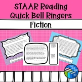 STAAR Reading - Quick Bell Ringers - Fiction