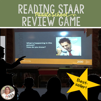 Reading STAAR Review Game