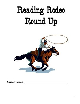 STAAR Reading- Rodeo Unit Third Grade
