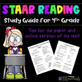 STAAR Reading Study Guide Fourth Grade