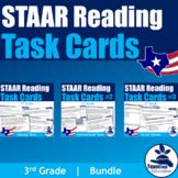 STAAR Reading Task Cards (3rd-Grade)