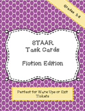 STAAR Reading Task Cards - Fiction Edition