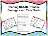 STAAR Reading Task Cards