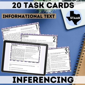 STAAR Reading Test Prep Bundle - Informational Text