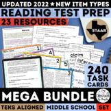 STAAR Reading Test Prep Mega Bundle   PDF & Digital