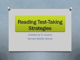 STAAR Reading Test-Taking Strategies
