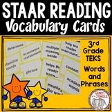 STAAR Reading Vocabulary 3rd Grade | Test Prep