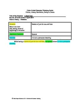 STAAR Release Analysis & Activities: A Real Case, Grade 7
