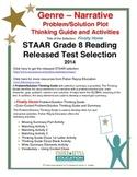 STAAR Release Analysis & Activities: Finally Home, Grade 8