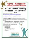 STAAR Release Analysis & Activities: Renewed Hope for Extinct Species, Grade 6
