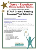 STAAR Release Analysis & Activities: The Story Behind the Crunch, Grade 3