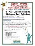 STAAR Release Analysis & Activities: You're a Good Man, Charlie Brown, Grade 8