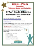 STAAR Released Analysis & Activities: The Sandcastle, Chowderhead, Grade 4