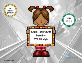 STAAR Released Styled  4.7 Practice Questions