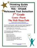 STAAR Release Analysis & Activities: The Well Worn Path, Grade 3