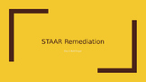 STAAR Remediation Bell Ringers