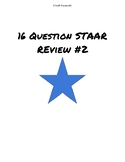 3rd Grade Math STAAR Review #2