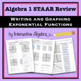 STAAR Review #5: Exponential Functions