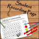 STAAR Review 6th Grade Math-Task Cards for Recording Category 1