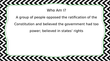 STAAR Review Bundle; Who Am I? Colonization through Reconstruction